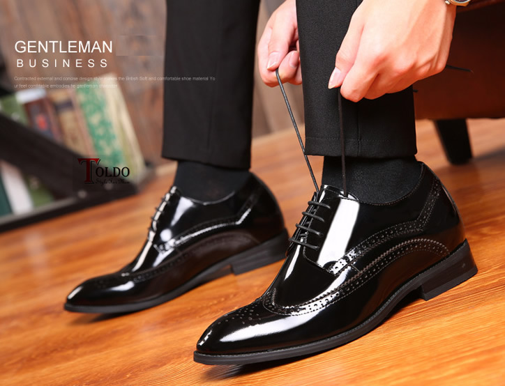 giày nam cho người thấp