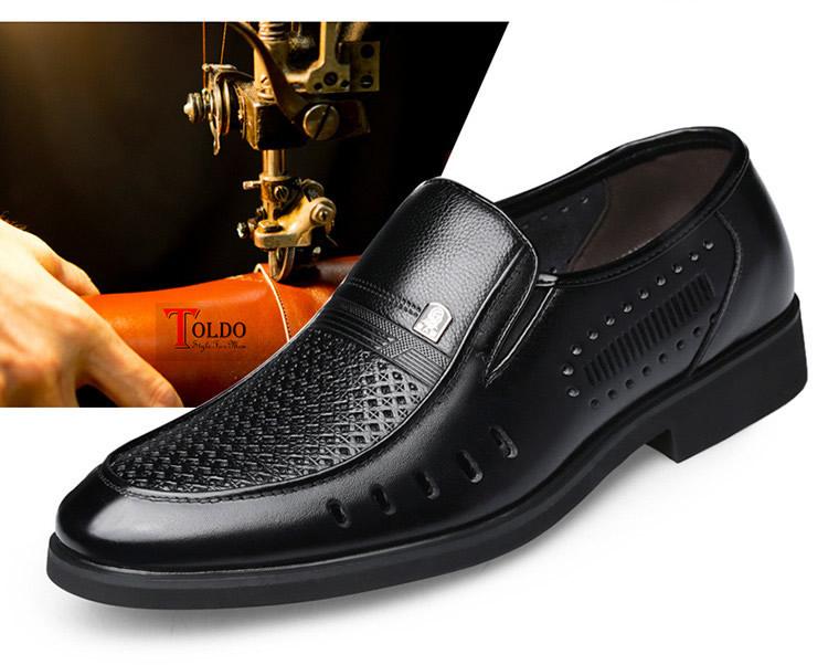 giày cao nam HQ8671