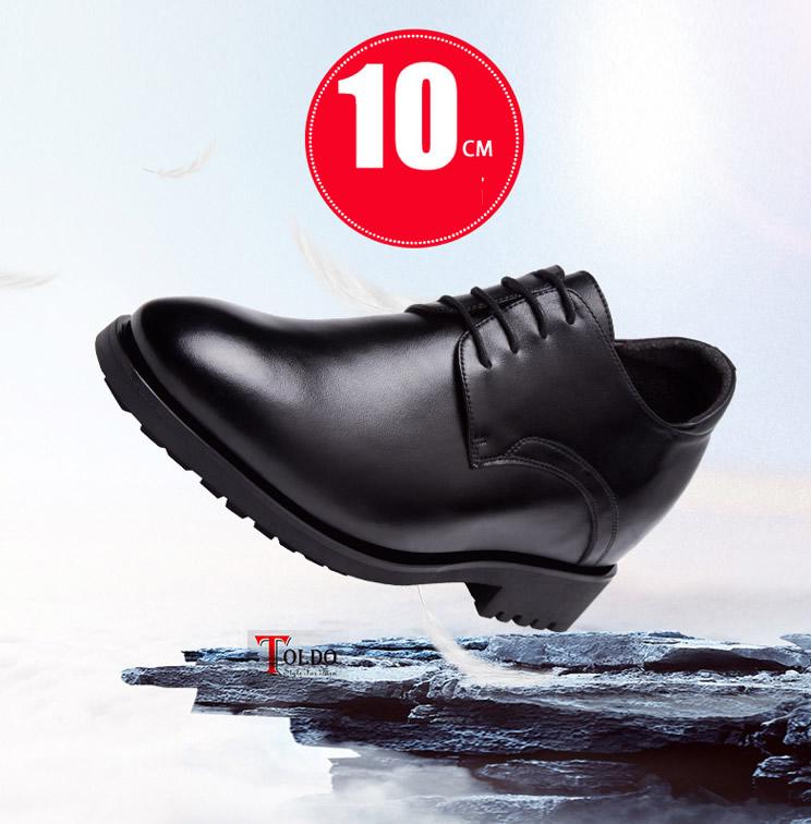 giày cao nam 10cm HQ9787