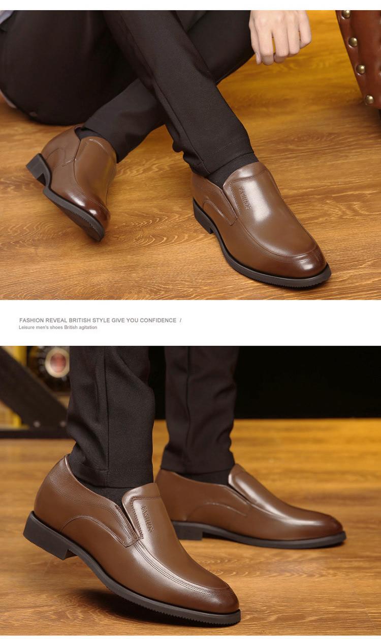 giày cao nam HQ9561