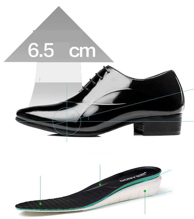 giày cưới cao nam